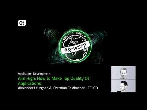 How FELGO enhances application development with Qt