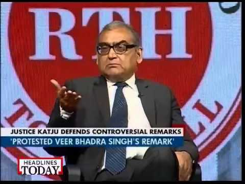 I won't vote because my vote is meaningless: Justice Markandey Katju