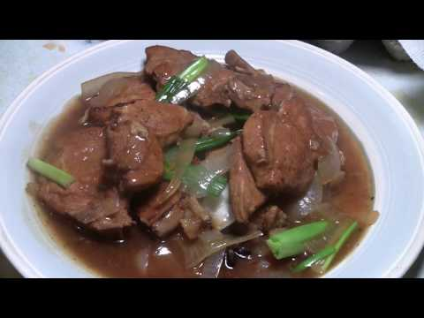 Sweet And Sour Pork Chops  (Slow Cooker Recipe) Chinese Style Pork Chops