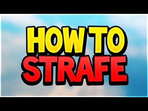 How To Strafe (Minecraft PvP Tutorial)