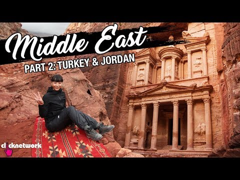 Middle East Part 2 (Turkey & Jordan) - Rozz Recommends: Unexplored EP12