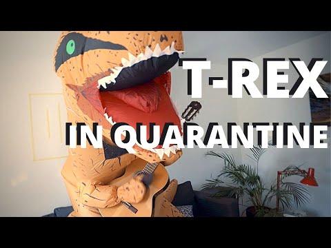 QuaranT-Rex // Marble & The Sculptor // A Comedy Shortfilm