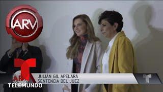Julian Gil apelará sentencia sobre manutención de su hijo | Al Rojo Vivo | Telemundo