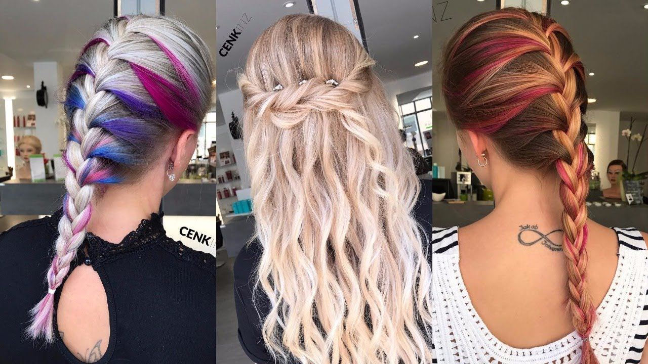 Top 10 Cool Hair Dye For Women Best Hair Color For Women In 2018