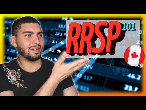 HOW Does An RRSP Work? | Deduction Limit, Withdrawals & More! 😱