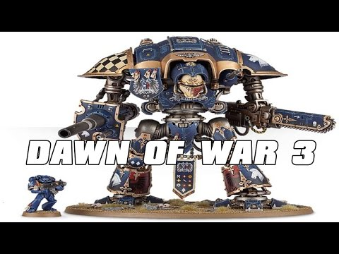 Dawn of War 3 Multiplayer 3v3 Two Titan Mayham