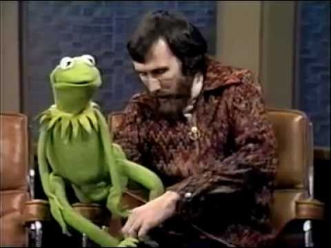 The Dick Cavett Show - The Muppets (Thanksgiving 1971) Part 1