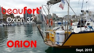beaufort selfsteering - Orion on Oxion 32