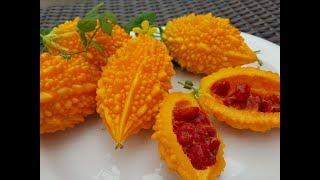 Фрукт или ягода? Момордика - еда Императоров
