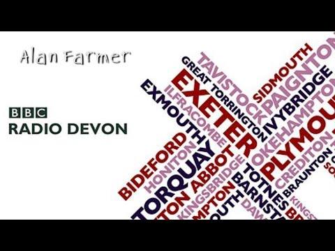 Alan Farmer on BBC Radio Devon talking to Pippa
