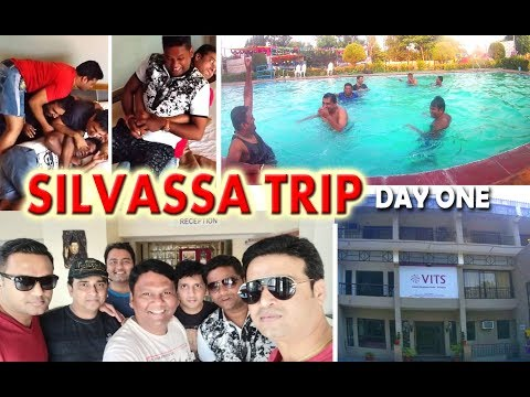 Silvassa Vlog - Short 2 days Trip - Day One - Friends for Life