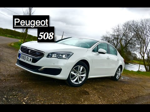 2016 Peugeot 508 Review – Inside Lane