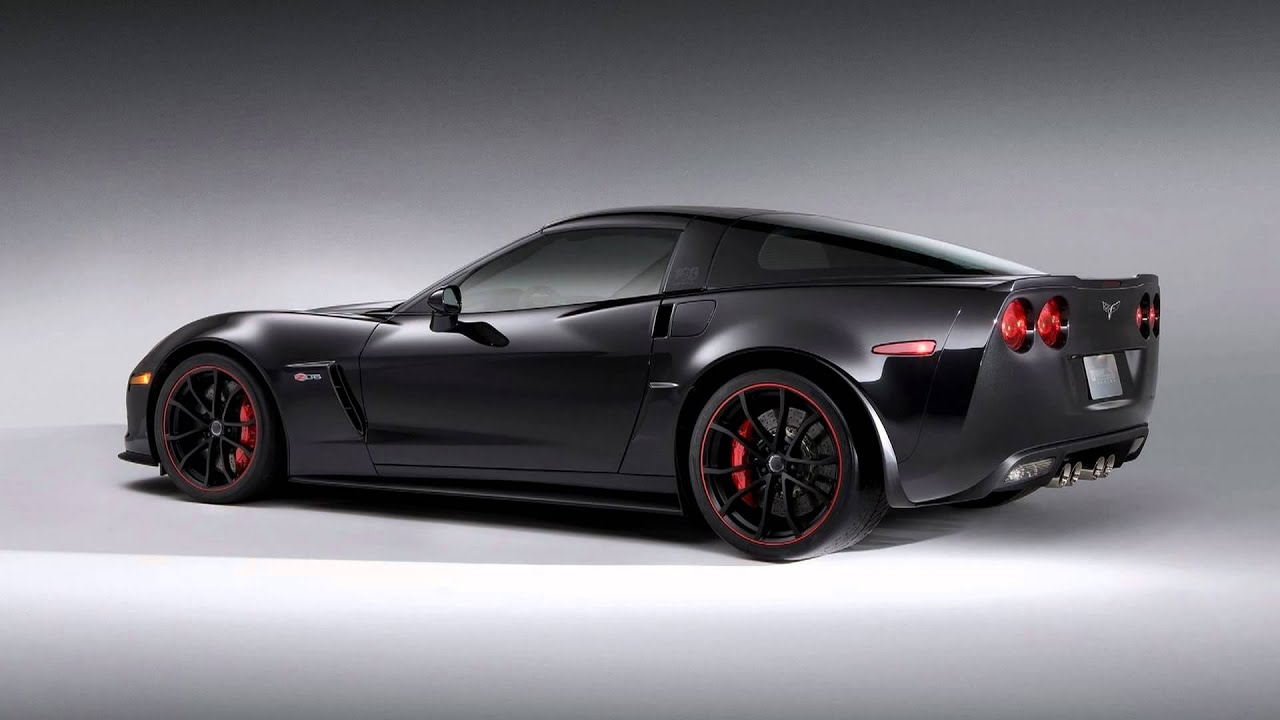 2012 Chevrolet Corvette Z06 Centennial Edition Youtube
