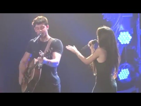 I Know What You Did Last Summer (w/ Camila Cabello) / Shawn Mendes / Jingle Ball (12/4)