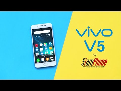 [Review] : Vivo V5 by Siamphone