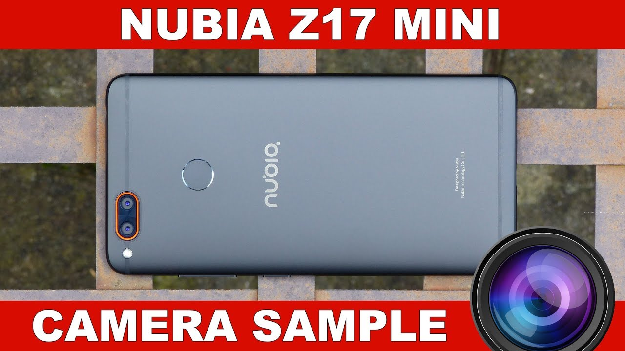 Nubia Z17 Mini Camera Sample - YouTube