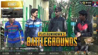 Pubg In Real Life | Indian Version | Funny video