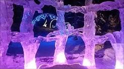 Ikurin jääveistokset talvella 2018