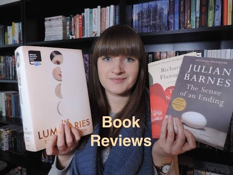 3 Man Booker Prize Winners | Book Reviews