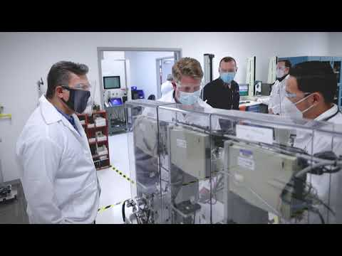Behind the Scenes: CEO Dave Shull takes a tour of Plamex facility