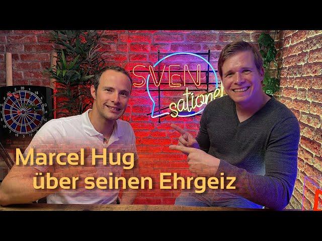 Marcel Hug, Rollstuhlsportler über seinen Ehrgeiz   SVENsationell #14