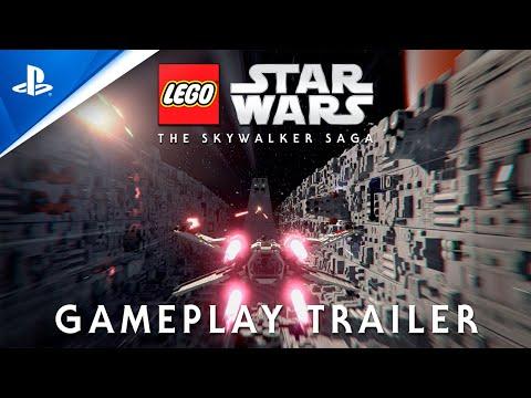 LEGO® Star Wars™: The Skywalker Saga – Gameplay PS4 en ESPAÑOL | PlayStation España