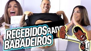 RECEBIDOS BABADEIROS