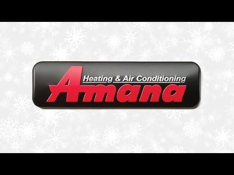Amana High Efficiency Furnace SALE Ontario