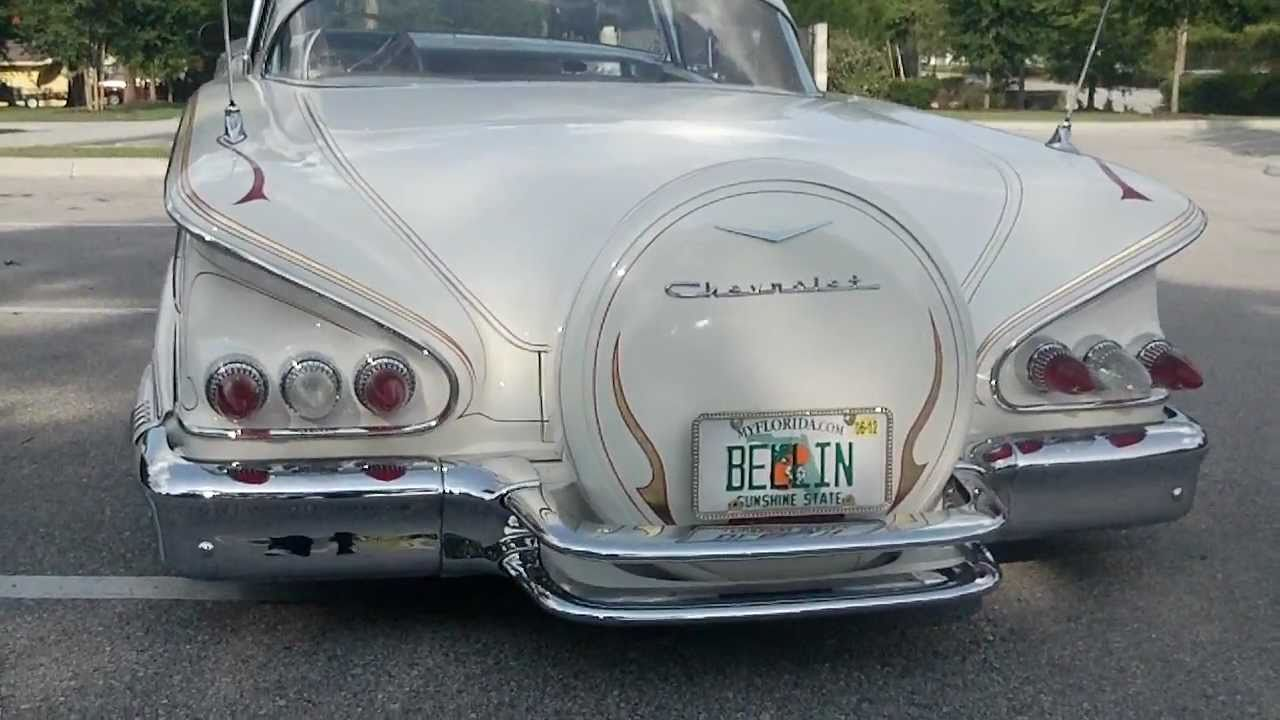 1958 Chevrolet Impala Lowrider Sold Youtube