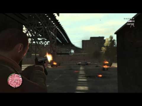 GTA IV Polislere Karşı Bölüm 3