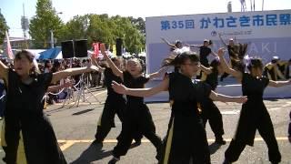 『川崎市民祭り』も、2012年度で、第35回目を数え、2012年度...