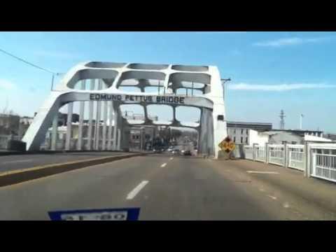 Edmund Pettus Bridge Drive (slloydwhite)
