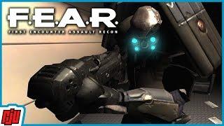 F.E.A.R. Part 2 | PC Horror FPS Game | Gameplay Walkthrough