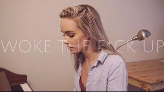 Baixar Woke The F*ck Up - Jon Bellion (Cover) by Alice Kristiansen