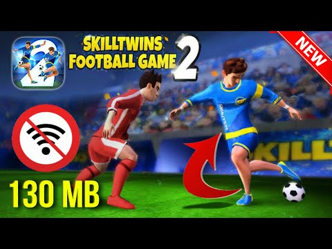 KEREN !!! SkillTwins Football Game 2 Android Offline   Review Gameplay Mobile Apk Bahasa Indonesia