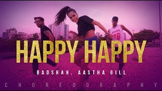 Happy Happy Video Dance | Blackmail | Irrfan Khan | Badshah | Aastha Gill | FitDance Channel