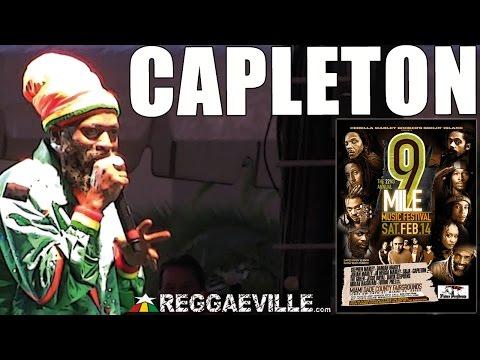 Capleton @9 Mile Music Festival in Miami, FL February 14th 2015
