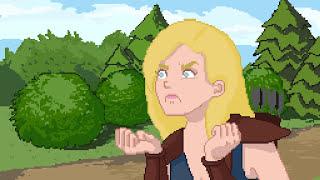 Escort Quest - Epic NPC Man (animated 8-bit escort quest game logic cartoon)   VLDL