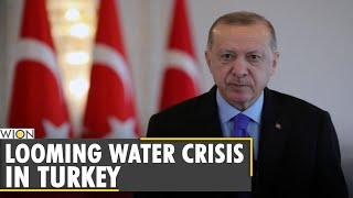Turkey's water reservoirs at their lowest levels in 15 years | Turkey Drought | World News