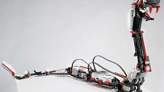 Обзор робота LEGO Mindstorms EV3 Snake