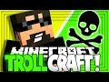 Minecraft: TROLL CRAFT | DEATH TO DAUGHTERS?! [8]