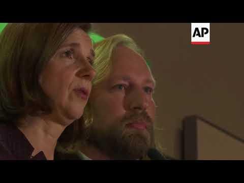 German Greens won't allow racism through parliament