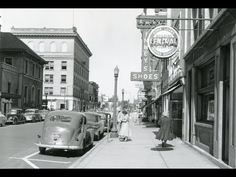 LIMA OHIO  THEN AND NOW