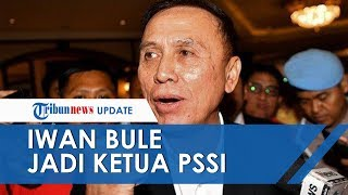 Sosok Iwan Bule Ketua PSSI 2019-2023, Jenderal Polisi yang Pernah Diperiksa Kasus Novel Baswedan