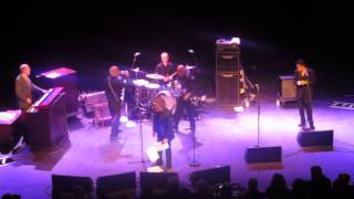 On Tuesday 25th February 2014, Wilko Johnson & Roger Daltrey came t...