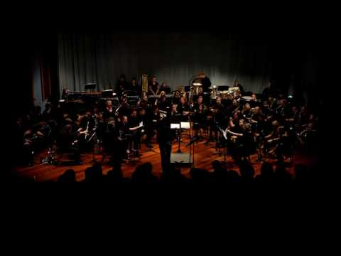 20170217 Concerts (Ensemble) - Hobart Wind Symphony 'Cheating Lying Stealing'