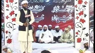 Muzaffar Warsi Sahib ka Kalam Sarkar Sunty Hain in Gujranwala