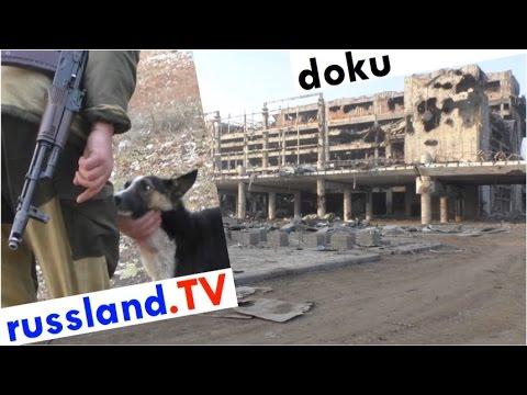 Donbass: Ein Tag an der Front - YouTube
