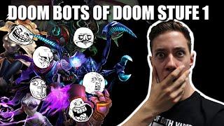 ICH HATTE KEINE AHNUNG! Doom Bots of Doom vs HandOfBlood