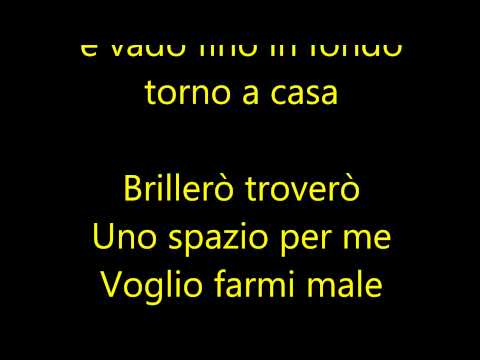 Vincer annalisa testo youtube music lyrics - Una finestra tra le stelle testo ...